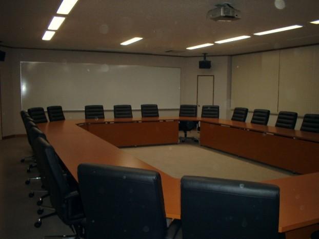 役員会議室設置工事