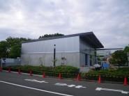 CNG充填貯蔵所建設工事